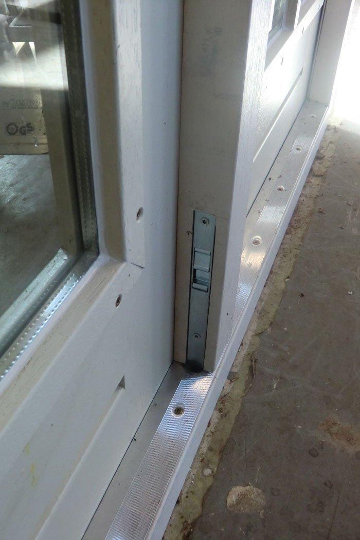 Kantschuif deur
