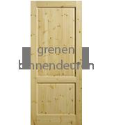Offerte Grenen Binnendeur